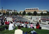 Event at the Alder Amphitheater