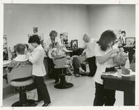 Barbershop/Classroom for Cosmetology Students