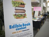 Third Annual Edible Book Contest