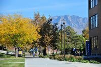 Autumn at Taylorsville Campus