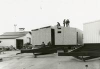 Construction of Mobile Classroom at Utah State Prison