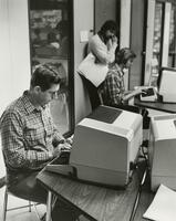 Early Computer Lab At SLCC, 1 Of 2