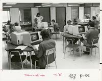 Early Computer Lab At SLCC, 2 Of 2