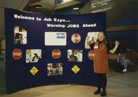 Job Expo Warning Jobs Ahead