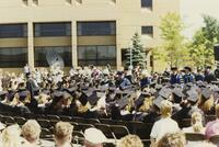 Commencement Procession June 1991