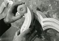 Carving Wood in the Woodworking Program