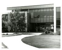 Entrance to the Applied Technology Center, circa mid-1970s