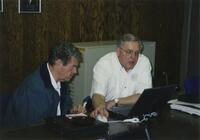 Larry Maughan And Jerry Fullmer
