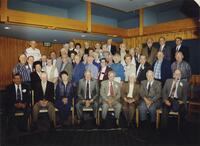 Retirees Group Portrait 50th Anniversary