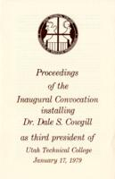 1978-1980 Dale S. Cowgill: Documents