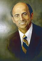 1978-1980 Dale S. Cowgill: Official Portraits