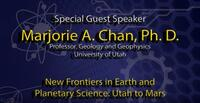 2019 - New Frontiers in Earth and Planetary Science: Utah to Mars - Oral Presentation