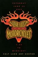 Love, Lust and Motorcycles