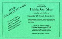 SLAC Holiday Gift Show