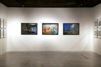 Mark Hedengren: The Invincibility Fable - Exhibition Views